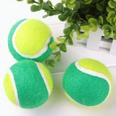 Cute Tennis Ball for Small Pet Dog Cat Toy Puppy Chihuahua Poodle Fashion Funny