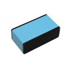 Blue Portable Mini Wireless Magic iPhone Speakers Mutual Electromagnetic Induction Amplifier Speakers
